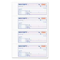 TOP46816 - TOPS® Money and Rent Receipt Books