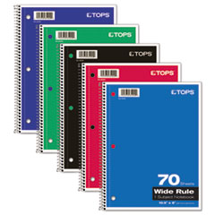 TOP65000 - TOPS® Coil-Lock Wirebound Notebooks