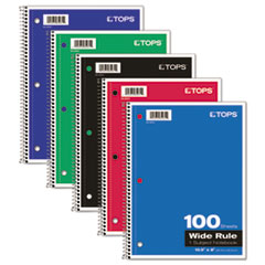 TOP65031 - TOPS® Coil-Lock Wirebound Notebooks