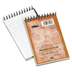 TOP74135 - TOPS® Second Nature® Single Subject Wirebound Notebooks