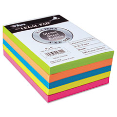 TOP99622 - TOPS® Assorted Color Memo Sheets