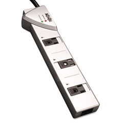 TRPTLP707TEL - Tripp Lite Protect It!™ Series Double-Sided Surge Seven-Outlet Suppressor