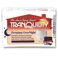MON89173100 - PBETranquility® Premium OverNight® Disposable Absorbent Underwear