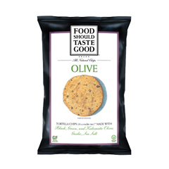 BFG29693 - Food Should Taste GoodOlive Tortilla Chips