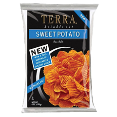 BFG36457 - Terra ChipsTerra Sea Salt & Sweet Potato Crinkles Chips