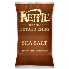BFG62884 - Kettle FoodsSea Salt Chips