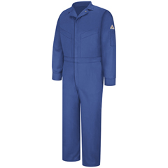 UNFCLD4RB-RG-40 - BulwarkMens EXCEL FR® ComforTouch® Deluxe Coverall - 6 oz.