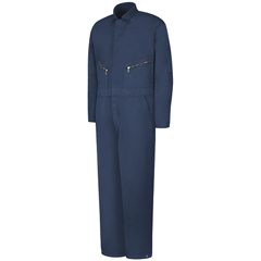 UNFCT30NV-RG-S - Red KapMens Insulated Twill Coverall