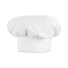 UNFHP60WH-RG-L - Chef DesignsMens Chef Hat