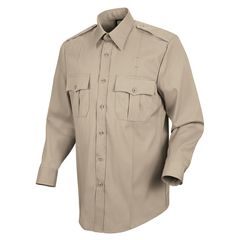 UNFHS1115-18-33 - Horace SmallMens New Dimension® Stretch Poplin Shirt