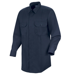 UNFHS1429-L-323 - Horace SmallMens New Dimension® Concealed Button Front Shirt