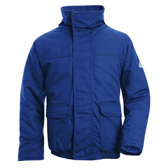 UNFJLR8RBB-RG-S - BulwarkMens EXCEL FR® ComforTouch® Insulated Bomber Jacket