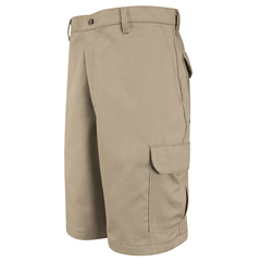 UNFPC86KH-50-10 - Red KapMens Cotton Cargo Short
