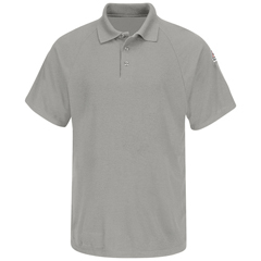 UNFSMP8GY-SS-L - BulwarkMens CoolTouch® 2 Classic Polo Shirt