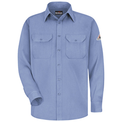 UNFSMU4LB-RG-M - BulwarkMens CoolTouch® 2 Uniform Shirt - 5.8 oz.