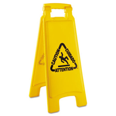 UNS26FLOORSIGN - UNISAN Site Safety Wet Floor Sign