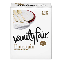 VTF831047 - Georgia Pacific Vanity Fair® Impressions® Dinner Napkins