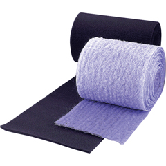 LRS5 - FlandersScrim Back Glass Auto Rolls - 57x65, MERV Rating : 5