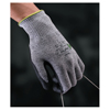 Ansell HyFlex® 11-435 Cut-Resistant Gloves, Size 8, Black; Heather Gray ANS 012-11-435-8