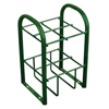 Anthony Multiple Cylinder Stands, Steel, 10 1/2 In W X 19 1/2 In L X 12 1/2 In D, Green ORS 021-6040
