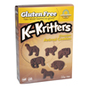Kinnikinnick Foods KinniKritters Chocolate Animal Cookies BFG 33405
