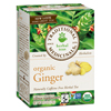 Tea Caffeine Free: Traditional Medicinals - Ginger Tea