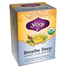 Yogi Teas Breathe Deep Tea BFG 27037