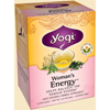 Yogi Teas Womans Energy Tea BFG 27046