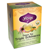 Yogi Teas Green Tea Triple Echinacea BFG 27058