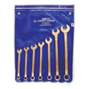 Ampco Safety Tools 7 Piece Combination Wrench Sets AST 065-M-41