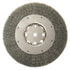Anderson Brush Medium Face Crimped Wire Wheels-DMX Series-1 Dense Section ANB 066-01554