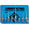 Armstrong Tools 8 Piece Screwdriver Sets ARM 069-66-612