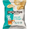 organic snacks: Popchips - Sea Salt & Vinegar Chips