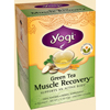 Yogi Teas Green Tea Muscle Recovery BFG 32727