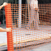 Anchor Brand Safety Fences, 4 Ft X 100 Ft, Polyethelene, Orange ANR 101-FEN10013