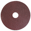 Anchor Brand Resin Fiber Disc, Aluminum Oxide, 4 1/2 In Dia., 60 Grit ANR 102-45A60