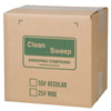 Anchor Brand Wax-Based Floor Sweeping Compound, Green, 50 Lbs ANR 103-FLOOR-SWEEP-WAX50