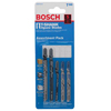 Bosch Power Tools 5 Piece Carbon Steel Jig Saw Blade Sets BPT 114-T500