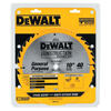 DeWalt Construction Miter/Table Saw Blades DEW 115-DW3114