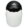 Crews XO Skeleton Headgear With Molded Faceshield, Clear Polycarb Faceshield CRW 135-104