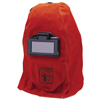 Jackson WH20 860P Leather Welding Helmet, Green; #10, Red, 860P, 2 In X 4 1/4 In KCC 138-14531
