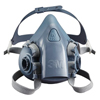 respiratory protection: 3M OH&ESD - 7500 Series Half Facepiece Respirators