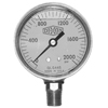 Dixon Valve Brass Liquid Filled Gauges DXV 238-GLBR2000-4