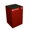 Witt Industries Geocube Recycling Unit - Round/Slot Opening WIT 24GC04-SC