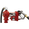 Fill-Rite Rotary Vane 115 Volt Ac Pumps W/ Hose And Manual Nozzle, 1 In, 12 Ft Hose ORS 285-FR4210G