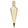 General Tools Brass Plumb Bobs GNT 318-800-8