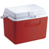 Rubbermaid Ice Chests, 24 Qt, Red RUB 325-FG2A13-04-MODRD