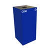 Witt Industries Geocube Recycling Unit - Round Opening WIT 32GC01-BL
