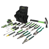 Multi Purpose Hand Tool Sets Multi Purpose Tool Sets: Greenlee - 17 Piece Journeyman's Tool Kits