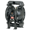 Ingersoll-Rand Diaphragm Pumps, 1 In (NPTF) Outlet, Aluminum - Nitrile ING 383-666100-362-C